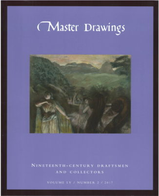 Master Drawings, Volume 55 No. 2 (Summer 2017)