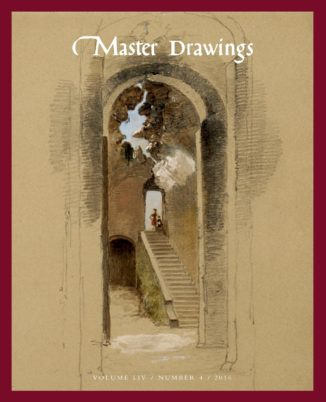Master Drawings, Volume 54 No. 4 (Winter 2016)