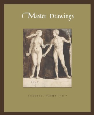 Master Drawings, Volume 55 No. 4 (Winter 2017)