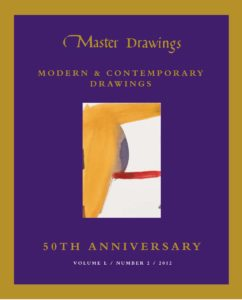 Master Drawings, Volume 50 No. 2 (Summer 2012)