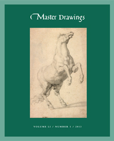 Master Drawings, Volume 51 No. 1 (Spring 2013)