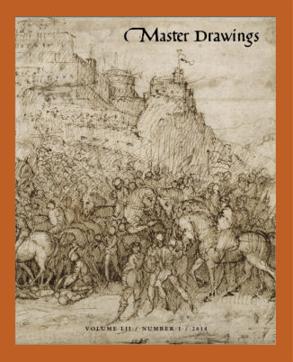 Master Drawings, Volume 52 No. 1 (Spring 2014)