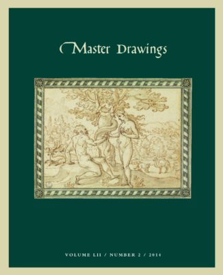 Master Drawings, Volume 52 No. 2 (Summer 2014)
