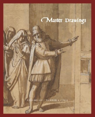 Master Drawings, Volume 52 No. 4 (Winter 2014)
