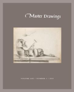 Master Drawings, Volume 53 No. 1 (Spring 2015)