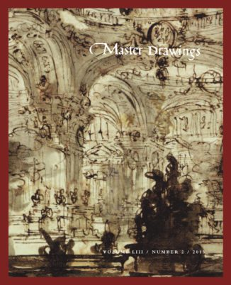 Master Drawings, Volume 53 No. 2 (Summer 2015)