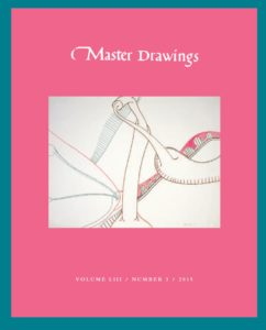 Master Drawings, Volume 53 No. 3 (Fall 2015)