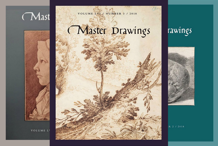 Master Drawings A Quarterly Published By The Master Drawings
