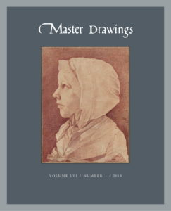 Master Drawings, Volume 56, No 1 (Spring 2018)