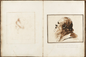 Album of Guercino Caricature