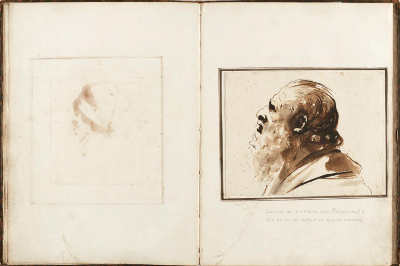 Album of Guercino Caricature