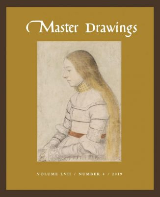 Master Drawings Volume 57, No. 4 (Winter 2019)