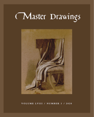Cover, Master Drawings Volume 58, No. 3 (Fall 2020)