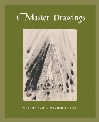 Cover, Master Drawings Volume 58, No. 4 (Winter 2020)