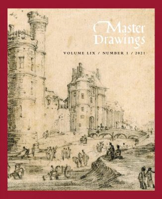 Cover, Master Drawings Volume 59, No. 1 (Spring 2021)